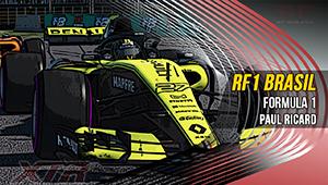 GP Paul Ricard - 8ª Etapa