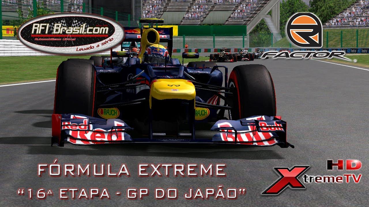 rF1 Brasil @ Suzuka - Temporada 2013
