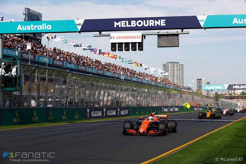 Melbourne - 1ª Etapa