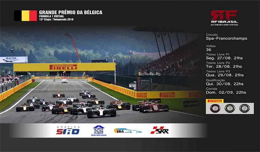 GP Spa - 13ª Etapa